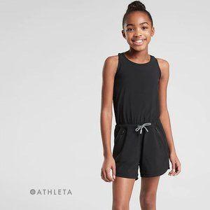 ATHLETA Girl On the Go Romper Size 14 XL/4